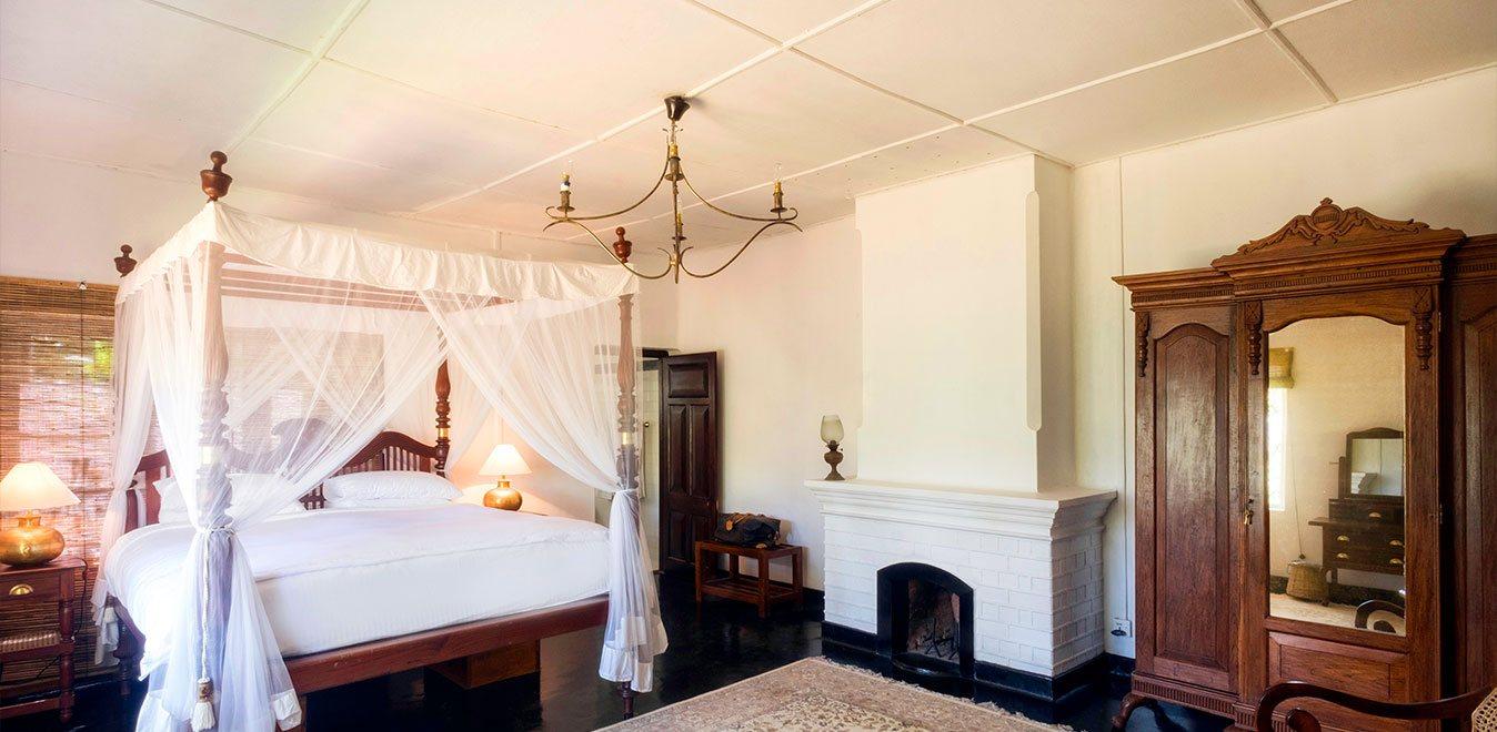 Master King Rooms at Highgrove Estate Bungalow