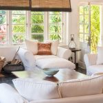 Living room at Highgrove Estate Bungalow